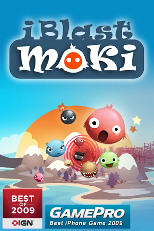 Screenshot iBlast Moki HD