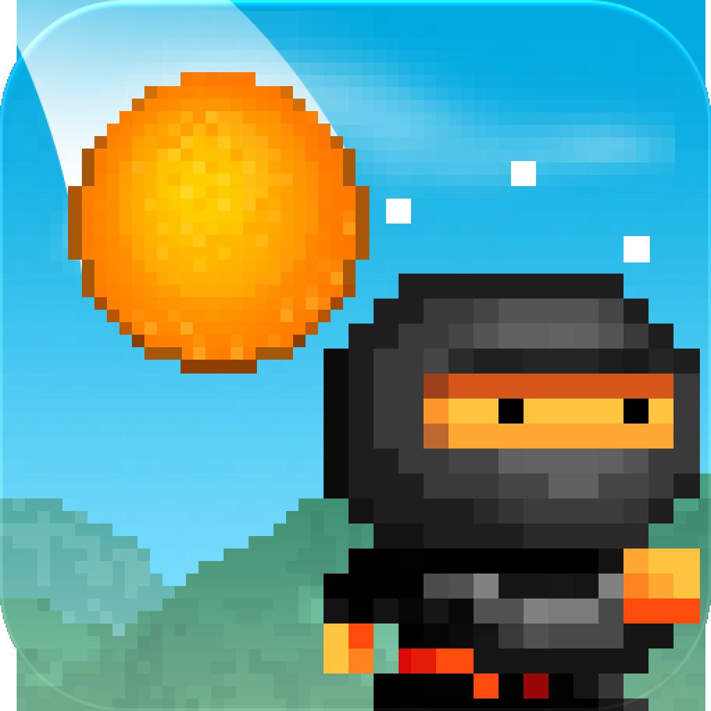 8bit Ninja iOS